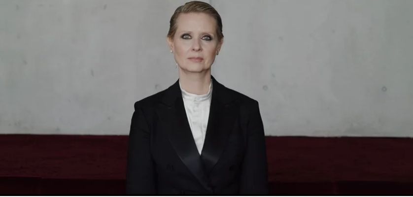 "Powerful Video ""Be A Lady"" By Cynthia Nixon Will Give You Goosebumps"