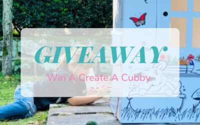 GIVEAWAY: Win A Create A Cubby